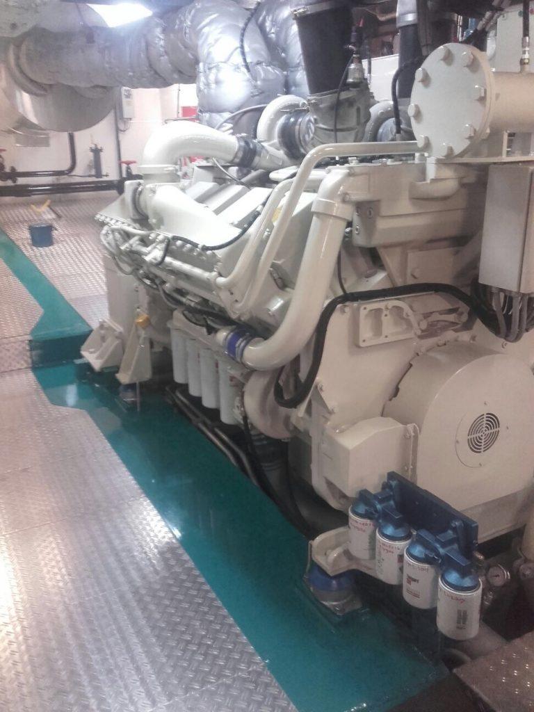 KTA38M1 weer als nieuw voor een tevreden klant